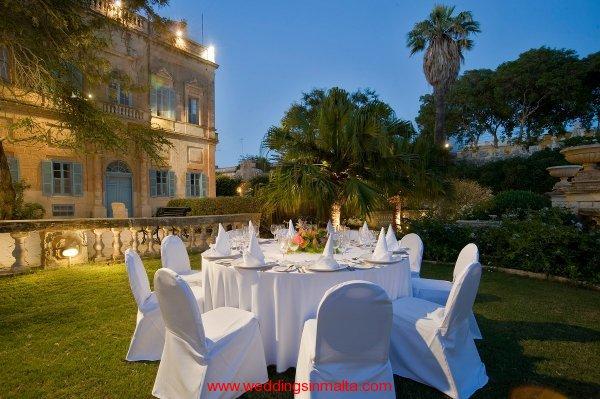 Pictures Of Wedding Garden Villas In Malta By Weddings In