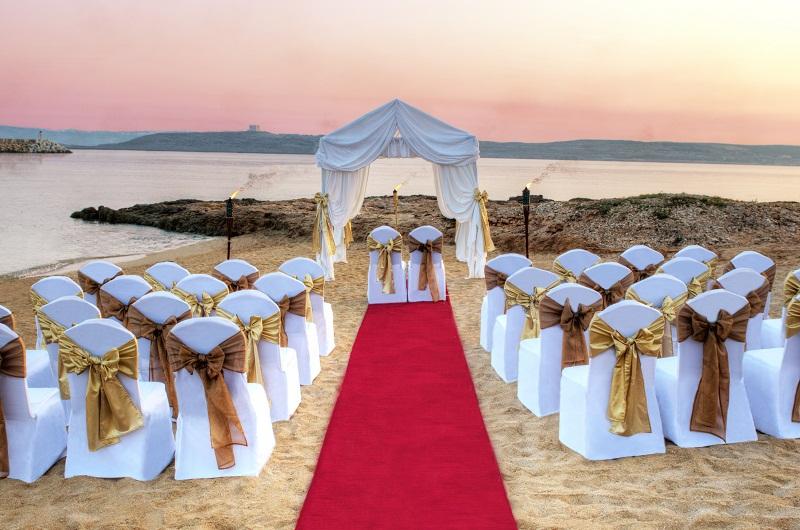 Weddings In Malta English Wedding Planner In Malta Beach Weddings In Malta