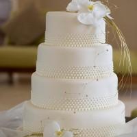 Round Malta Wedding Cakes