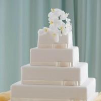 Square Malta Wedding Cakes