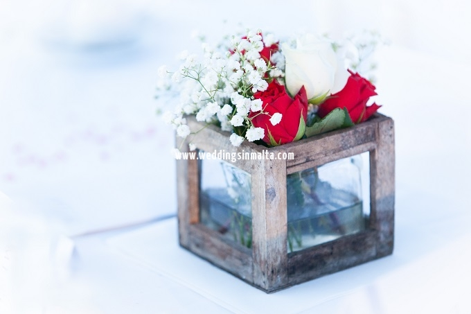 Malta Wedding Table Centrepieces (34)