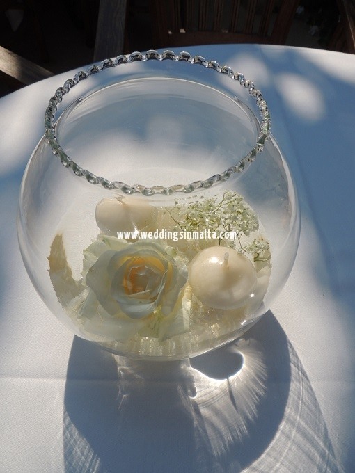 Malta Wedding Table Centrepieces (41)