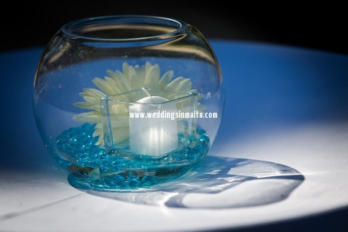 Malta Wedding Table Centrepieces (51)