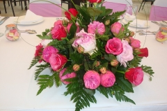 Malta Wedding Table Centrepieces (12)