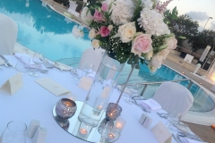 Malta Wedding Table Centrepieces (15)