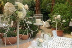 Malta Wedding Table Centrepieces (19)