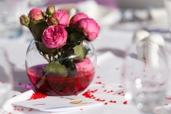 Malta Wedding Table Centrepieces (26)