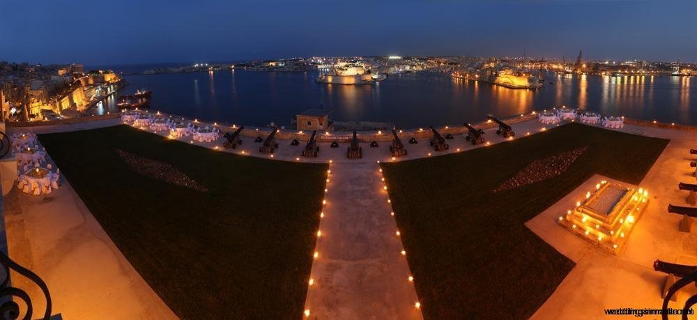 Weddings in Malta - Grand Harbour Weddings