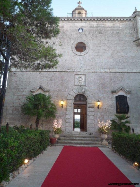 Weddings in Malta - Wedding castles in Malta