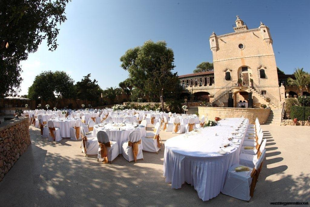 Weddings in Malta - Fairytale castles