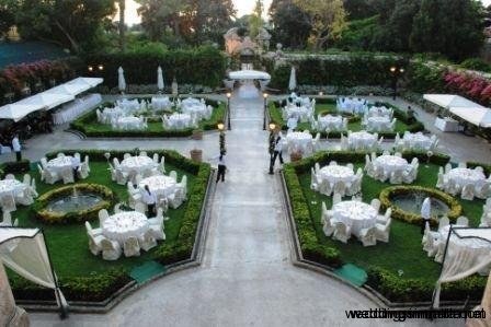 Weddings in Malta - Palazzo gardens