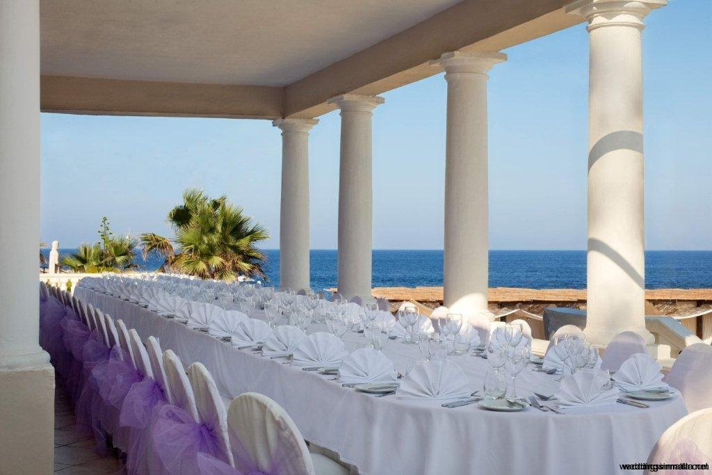 Weddings in Malta - Wedding lunches