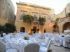 Weddings in Malta - Al fresco weddings
