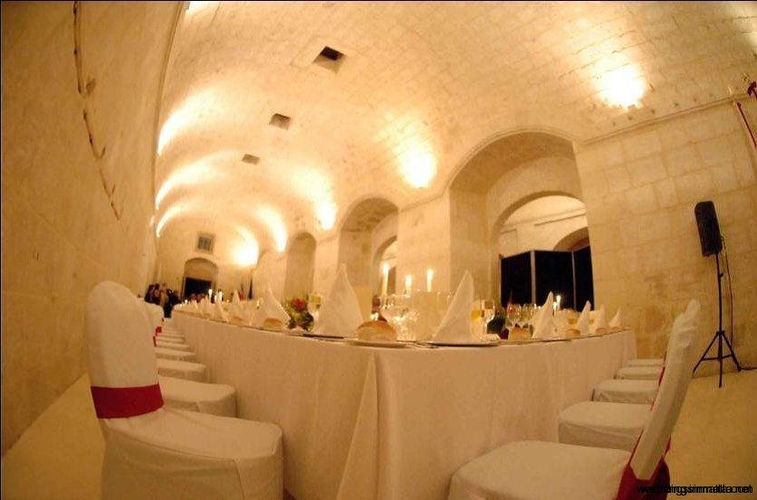 Weddings in Malta - Venues with interest