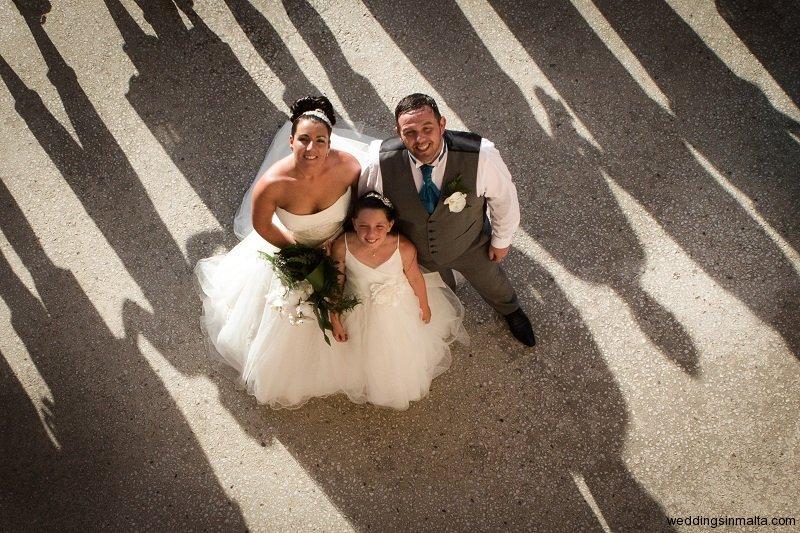 Wedding of Patricia Murphy & Paul Rush @ Palazzo Parisio, Naxxar - Dolem, St Pauls