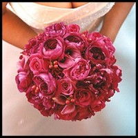 Malta wedding bridal bouquet