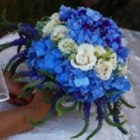 Malta wedding bridal flowers