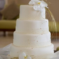Round Malta Wedding Cakes
